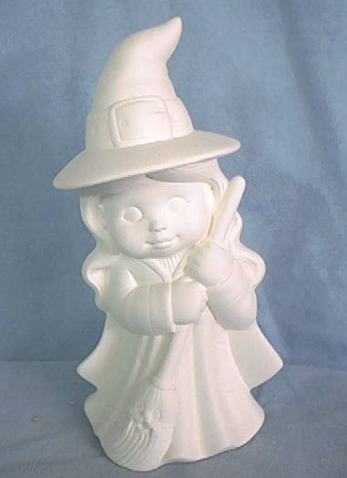 Witch 9 Tall Dona Molds