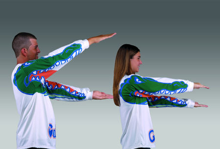da676950af78b5 Florida Gators Chomp Shirt - ilene s gator store