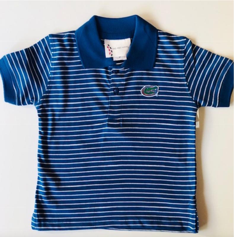 Kids Blue Polo - ilene s gator store 451bd485ceff