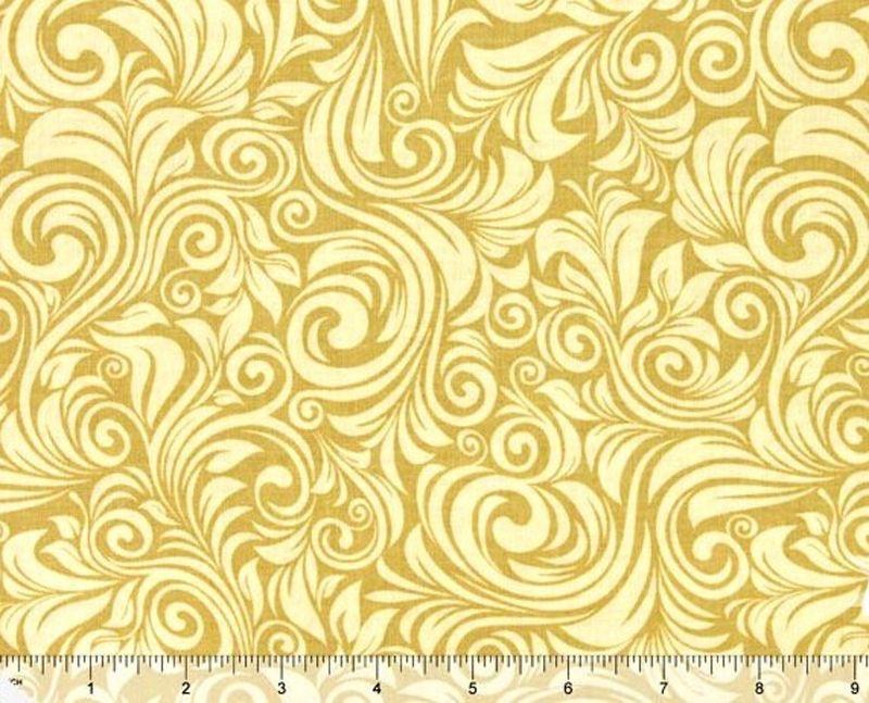 Cotton Quilt Fabric Swirl Basics Whistler Studios Windham