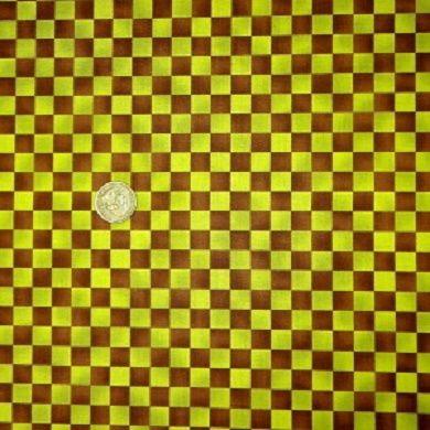Orange purple stripe 100/% cotton quilt craft Fabric Graphix paintbrush studios