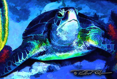 Snake Cobra Logo Photographic Art By Rich Parker