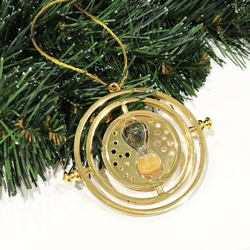 Harry Potter Timeturner Christmas Ornament Pinz N Thingz