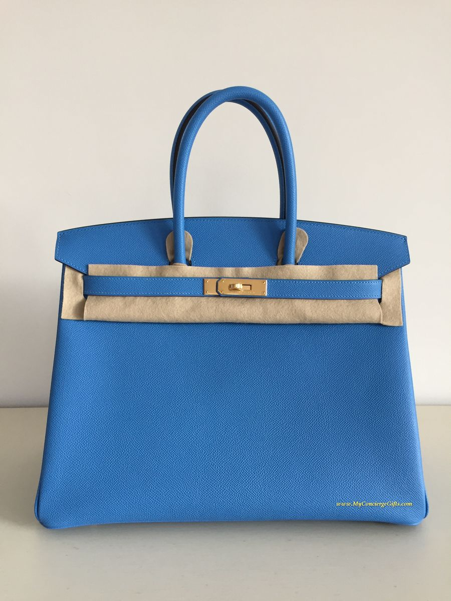 dcb924daea2 hermes birkin 35 bag bleu paradis clemence palladium hardware pink hermes  birkin bag price - Birkin Collection - My Concierge Gifts ...