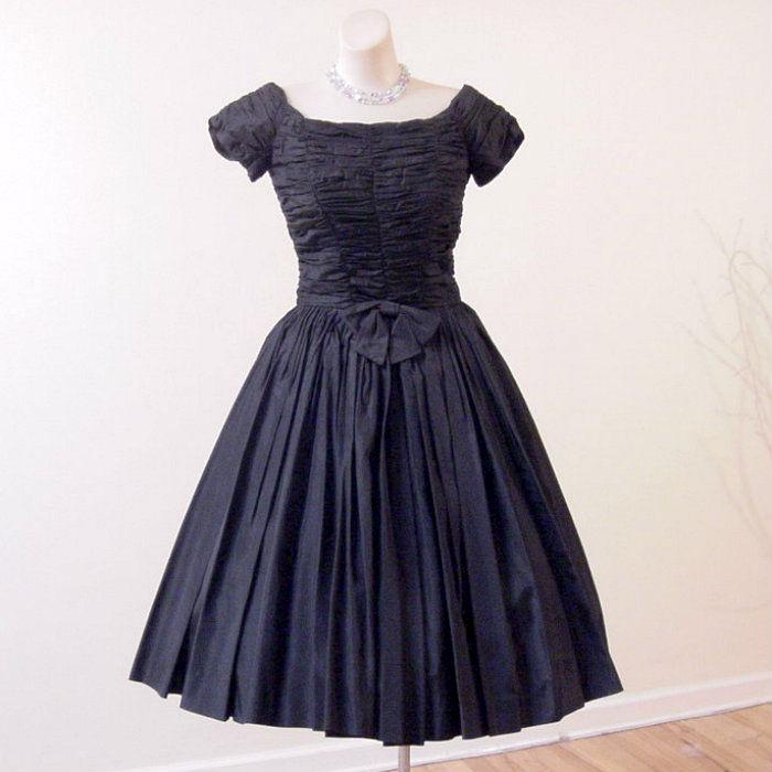 Vintage Wedding Dresses 1930 S 1940 S: .1940s + 1950s Dresses. Collection