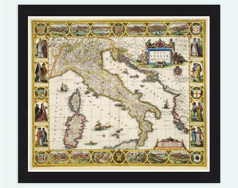 Map Of Europe For Sale.Maps Of Italy For Sale Afp Cv