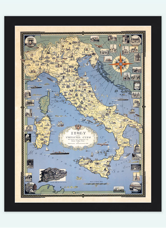 Old Map of Italy and Vatican City Pictorial Map City Map Of Italy on city map of kahoolawe, city map of bolivia, city map of estonia, city map of the netherlands, city map of slovenia, city map of libya, city map of tanzania, city map of myanmar, city map of the carolinas, city map of bosnia and herzegovina, city map of kuwait, city map of slovakia, city map of antigua, city map of latin america, city map of aruba, city map of tuscany, city map of bahrain, city map of mesopotamia, city map of luxembourg, city map of holland,