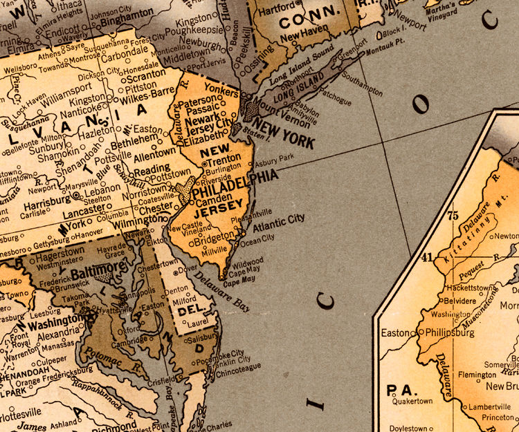 Map Of Old America.Old Map Of United States America Vintage Maps And Prints