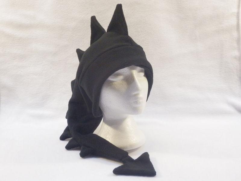 05debc84cb9 Black Dragon Hat - Ningen Headwear