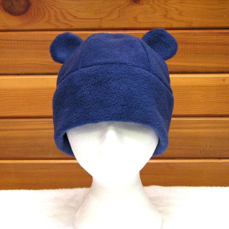 98378a513d4 Blue Gummy Bear Hat - Ningen Headwear
