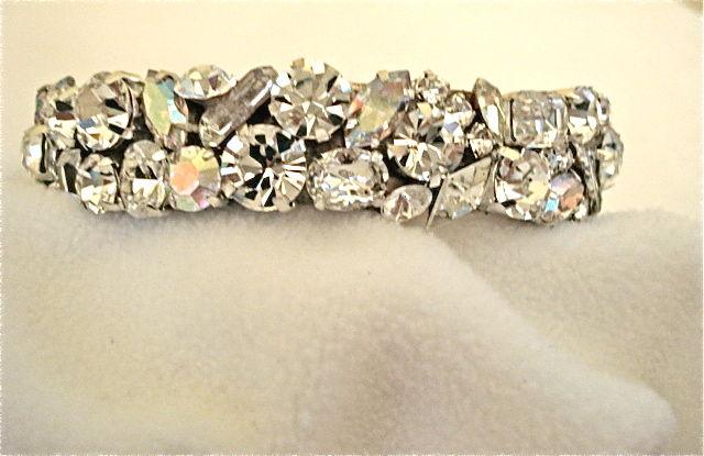Swarovski Crystal Wedding Cuff The