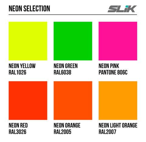 ImageSpace - Pantone Neon Color Chart | gmispace com