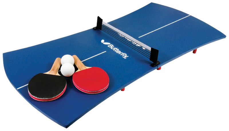 Butterfly Slimline Mini Table Tennis Table Bounce Shop