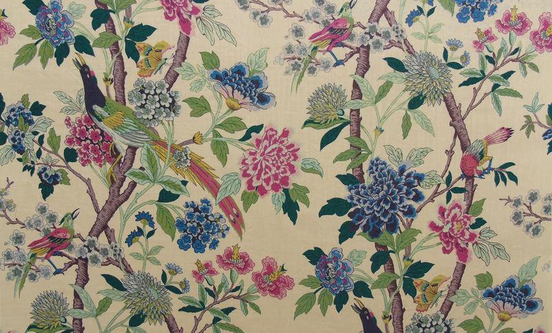 Gp Amp J Baker Collection Fabulous Fabrics