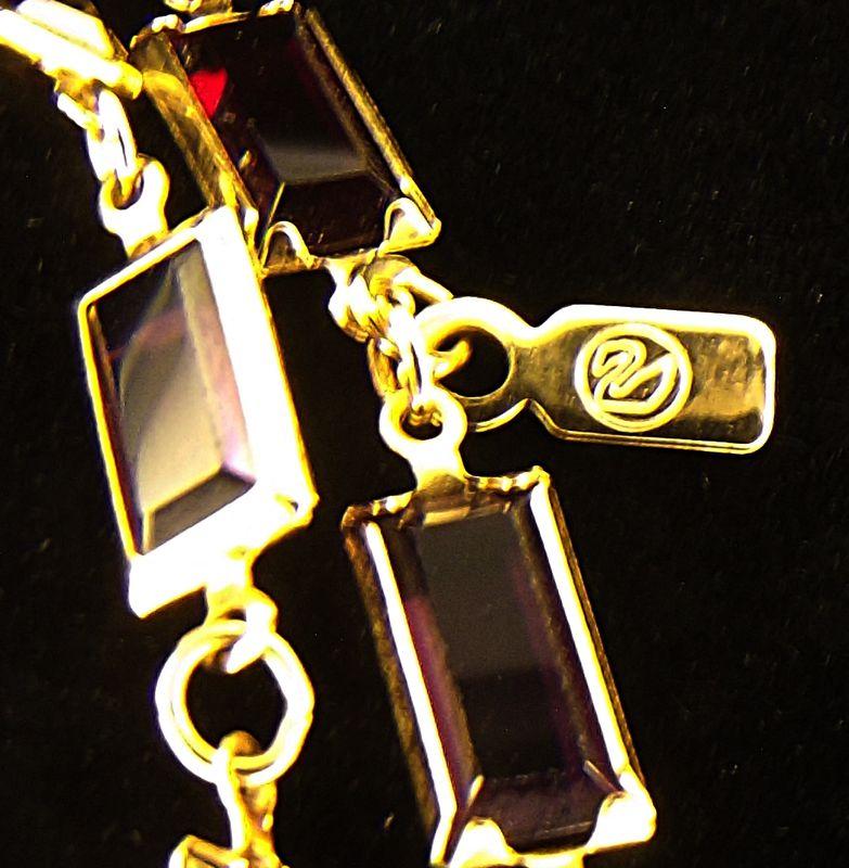 Swarovski Crystal Necklace Faith S Serendipity Vintage