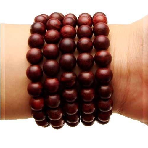 Rosewood Mala Bracelet 108 Beads Product Image