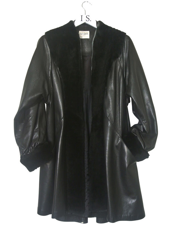 Vintage Leather Coat Sold I S V I N T A G E