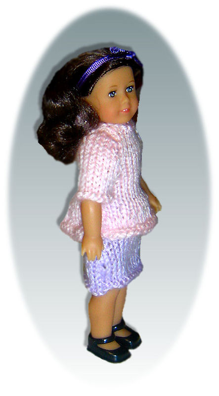 Knitting Patterns For American Girl Mini Doll 6 5 Inch