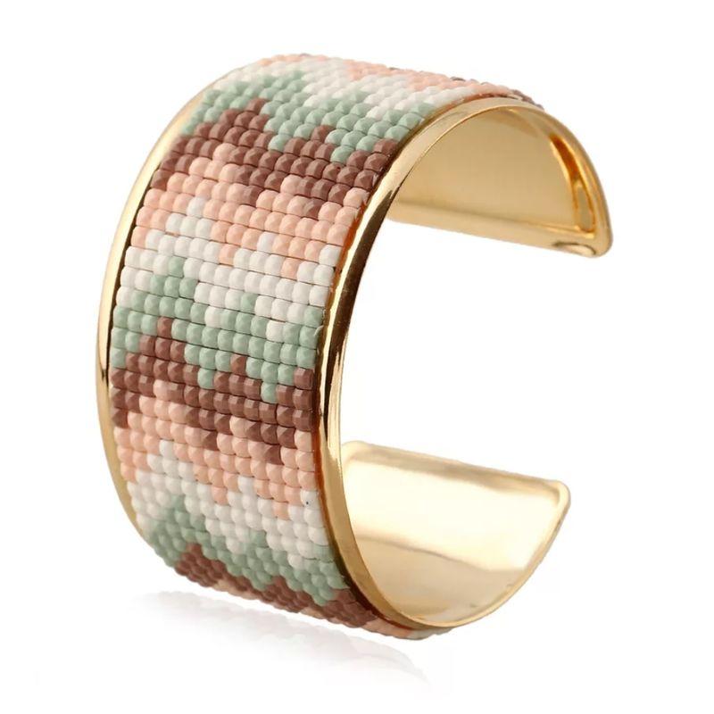 d160a7f5d2ed5 The Distinctive Cuff Bracelet - Jess MIA Collections