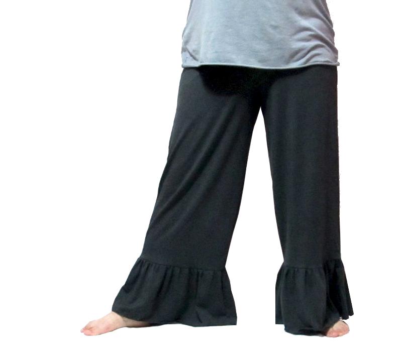 3529f25990ca Kobieta Ruffle Pants - Kobieta Clothing Company