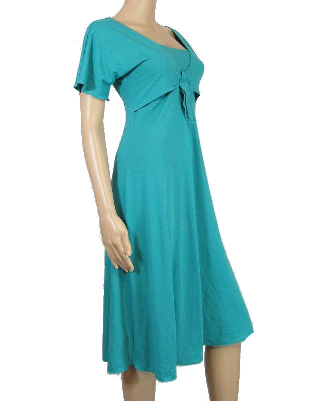 The Kobieta Faux Shrug Nursing Dress / Breastfeeding Dress