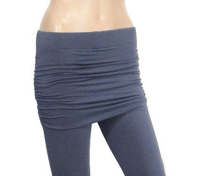 ce97555a8c8a9e Ruched Yoga Skirt to Create Skirted Yoga Pants- Ready to Ship in a Variety  of Sizes and Colors! - Kobieta Clothing Company