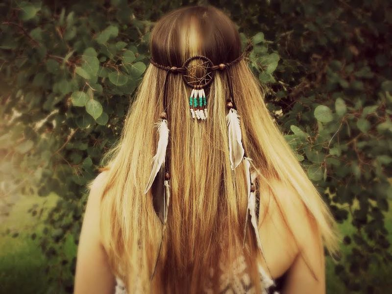 ... Dream Catcher Headband - product images of ... 8af9e71f850