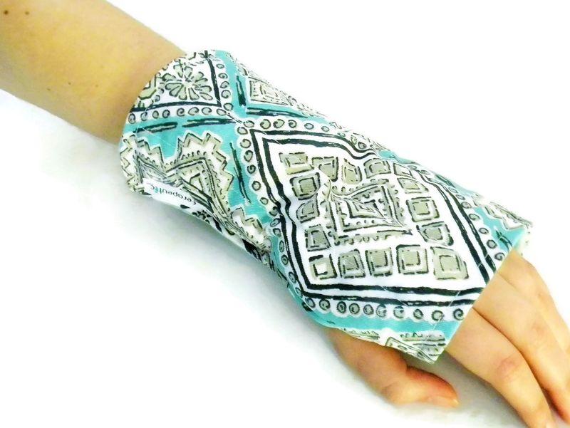Microwave Wrist Wrap Or Cold Wrap For Wrists Arm Carpal