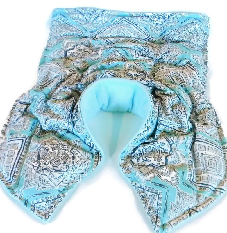 Neck Microwave Heating Pad Or Cold Pack
