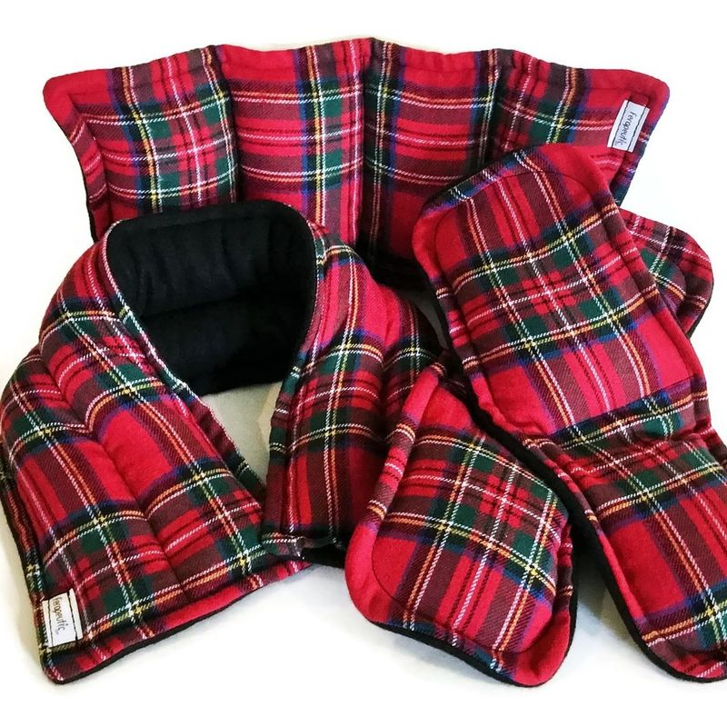 Best Heating Pad Gift Set Natural Pain Relief With Hot