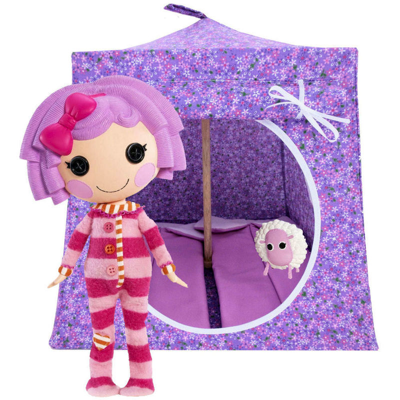 Purple Print Toy Pop Up Tents For Girls Collection Toy