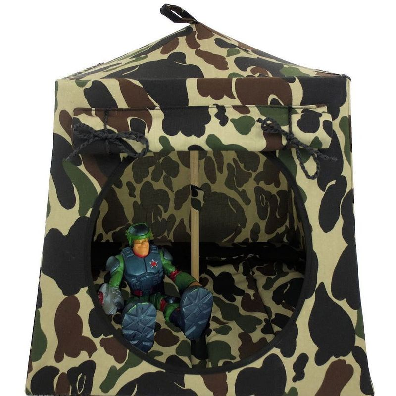 Camo Print Toy Pop Up Tents For Boys Or Girls Collection