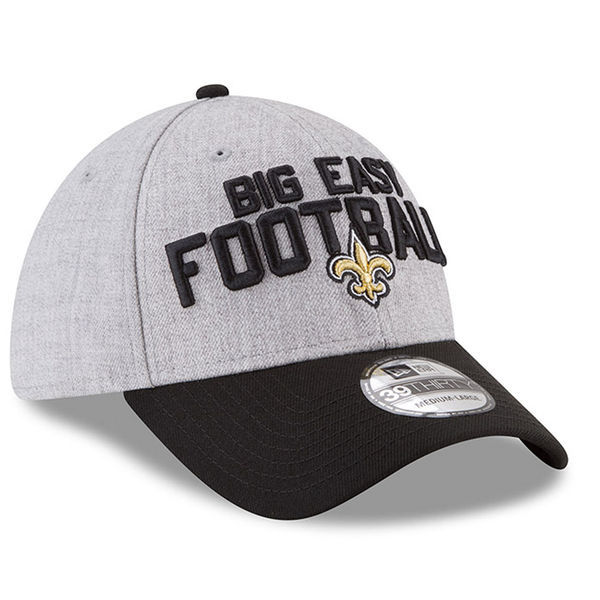 watch 18118 a6db4 New Era NFL18 On Stage New Orleans Saints 39THIRTY™ Flexi-Fit Cap - Capkandi