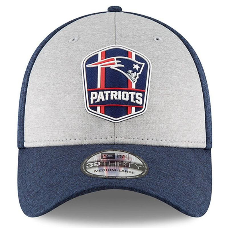 ... best new england patriots new era 2018 nfl sideline road official  39thirty cap product images of 894e322885