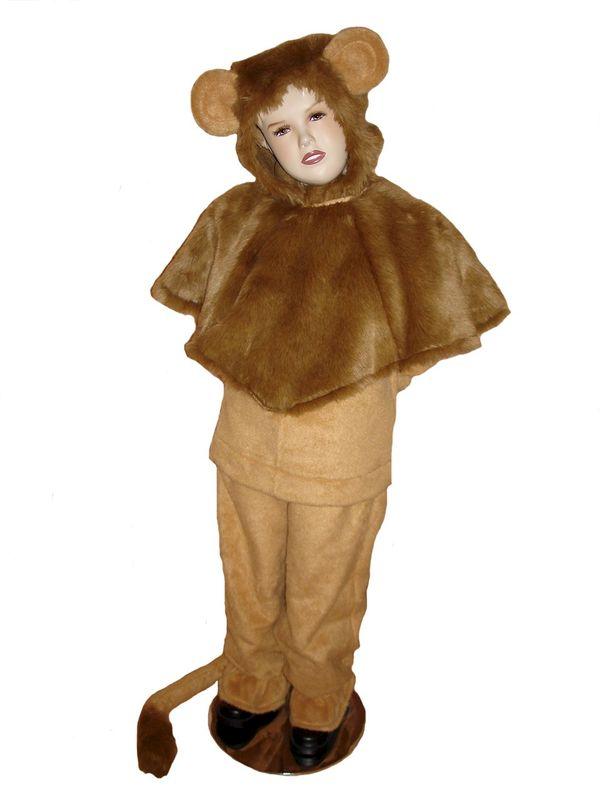 Wizard Of Oz Lion Halloween Costume