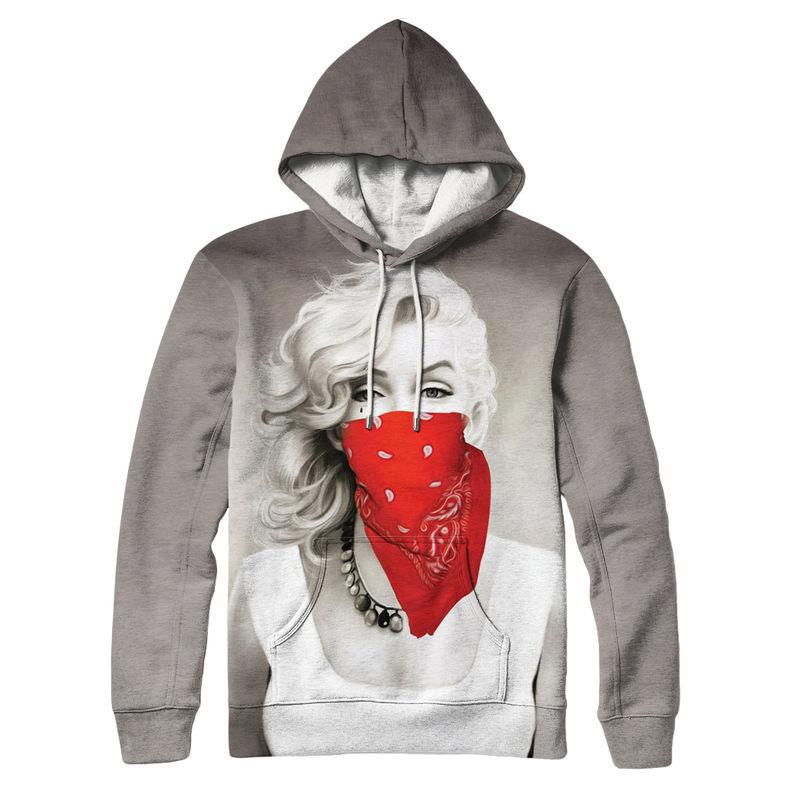 Marilyn monroe hoodie