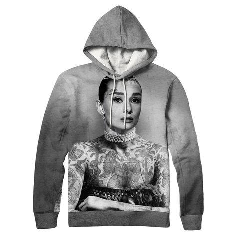 Audrey hepburn hoodie