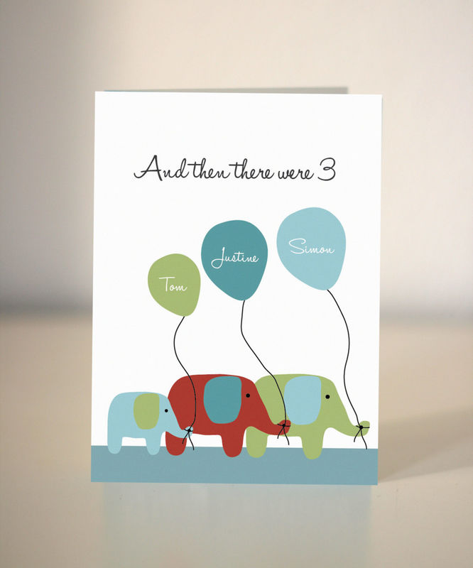 For Adoption/birth Announcement