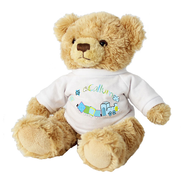 Patchwork Train Message Bear - Childrens Gifts | Baby Gifts |Babies Gifts  sc 1 st  Childrens Gifts | Baby Gifts : baby gift message - medton.org