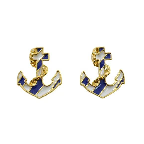 Nautical Earrings Product Image