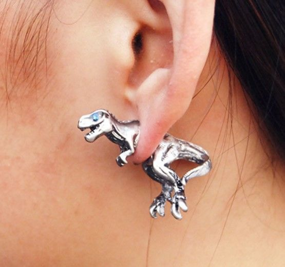 T Rex Double Ended Earring Product Image
