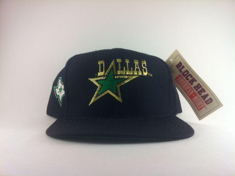 3bcb417fec4 Dallas Stars American Needle Blockhead (Rare) - product image