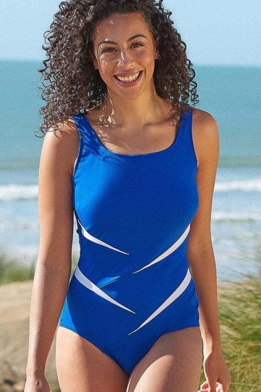 9f92d8f27b Salvador Twist Mastectomy Swimsuit Size 20 44 (UK) only - product images ...