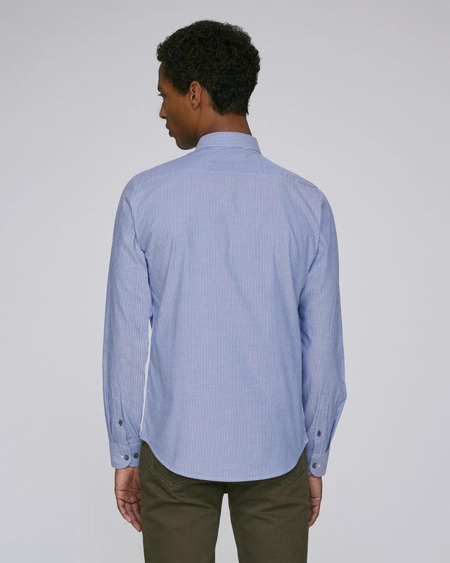 adebba4842c5ba Pinstripe Shirt - HEZA