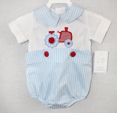 Farm Birthday Outfit First Boy 1st 291866
