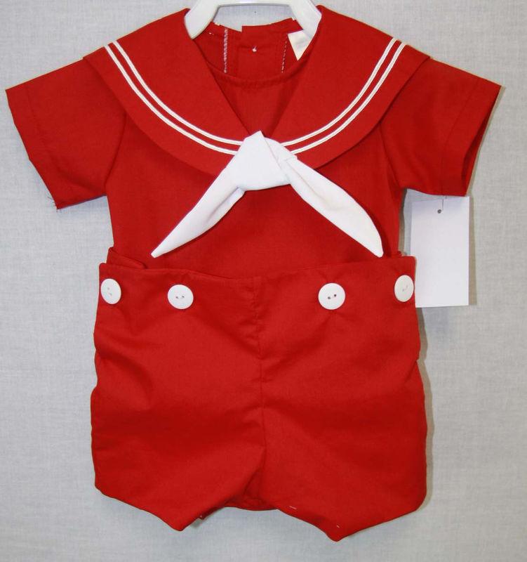 Nautical Baby Clothes Sailor Outfit Zuli Kids Clothes