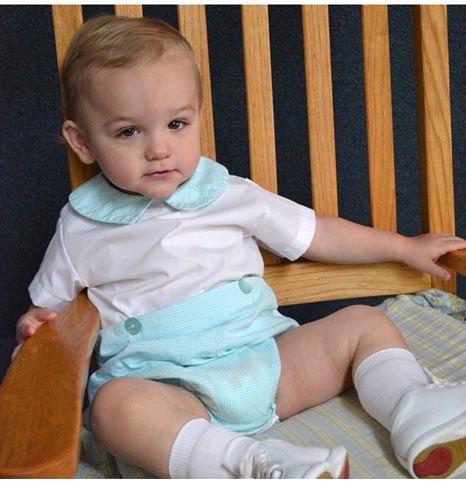 Newborn Clothes Infant Boy Clothes Bubble Romper