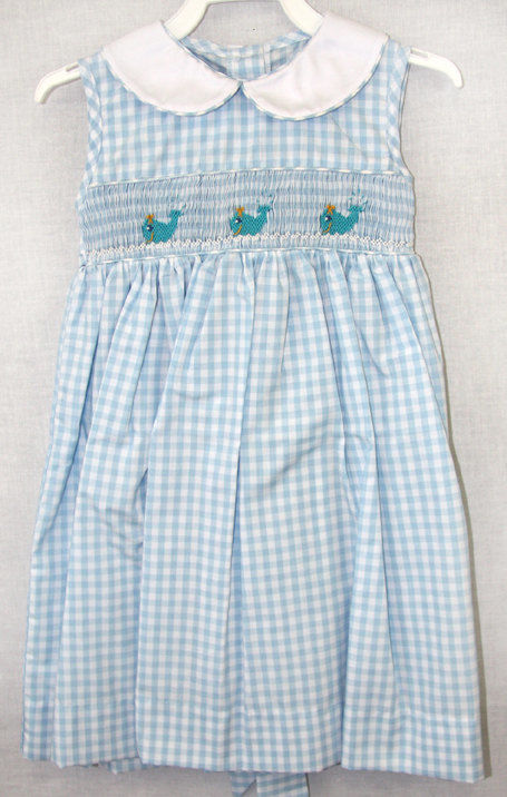 b7c40c3e9af0 Whale Clothing   Smocked Dresses   Smocked Baby Clothes 412172 -A173 -  product images