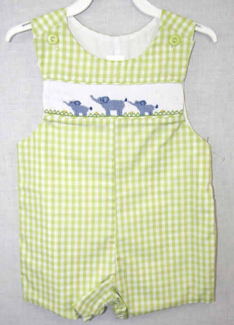 Baby Boy Jon Jons Baby Boy Smocked Outfit Smocked