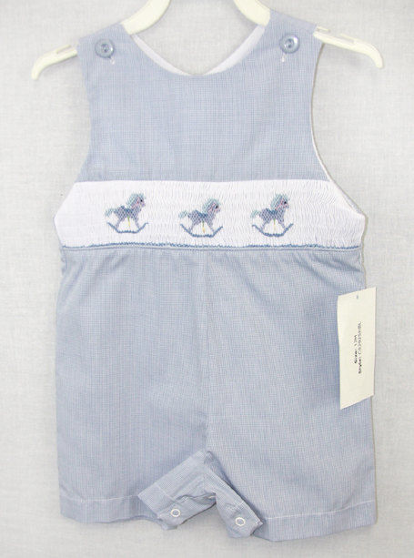 20342c60fddf Baby Boys Smocked Clothing